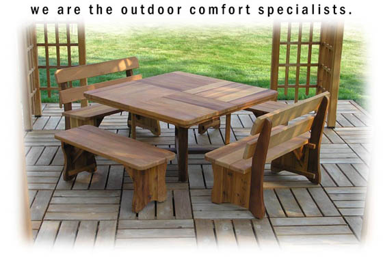 Baldwin Lawn Furniture Tables amp Benches : splash from baldwinfurniture.com size 560 x 376 jpeg 62kB